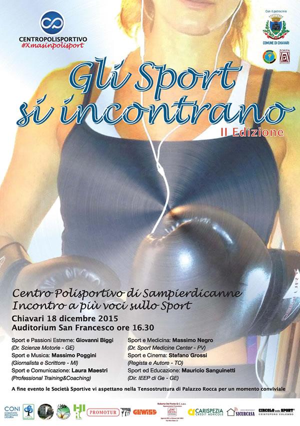 gli Sport si Incontrano 2015 - seconda edizione