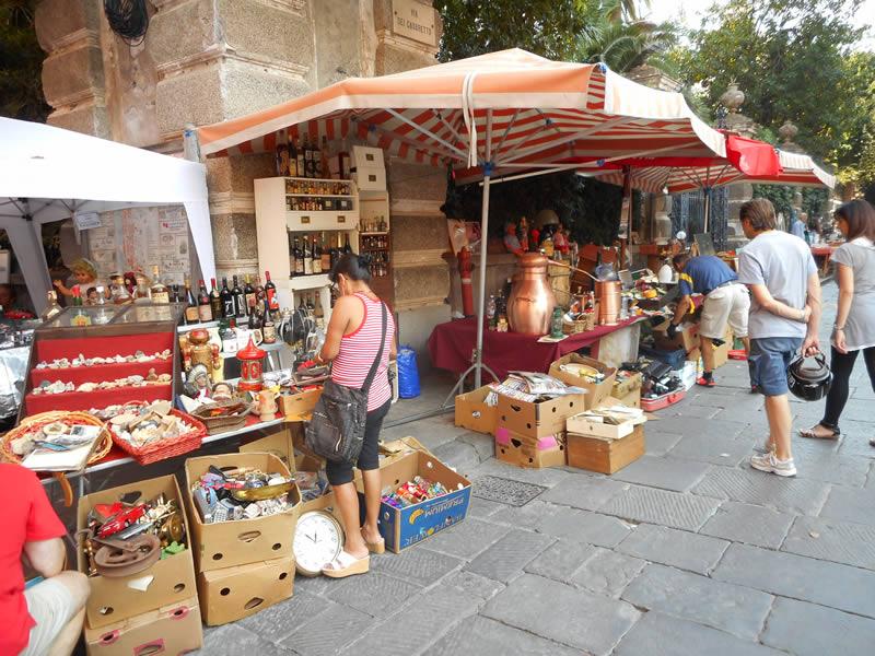 mercatino antiquariato Chiavari